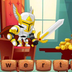 spelling oefenen met Ridder Galgriel